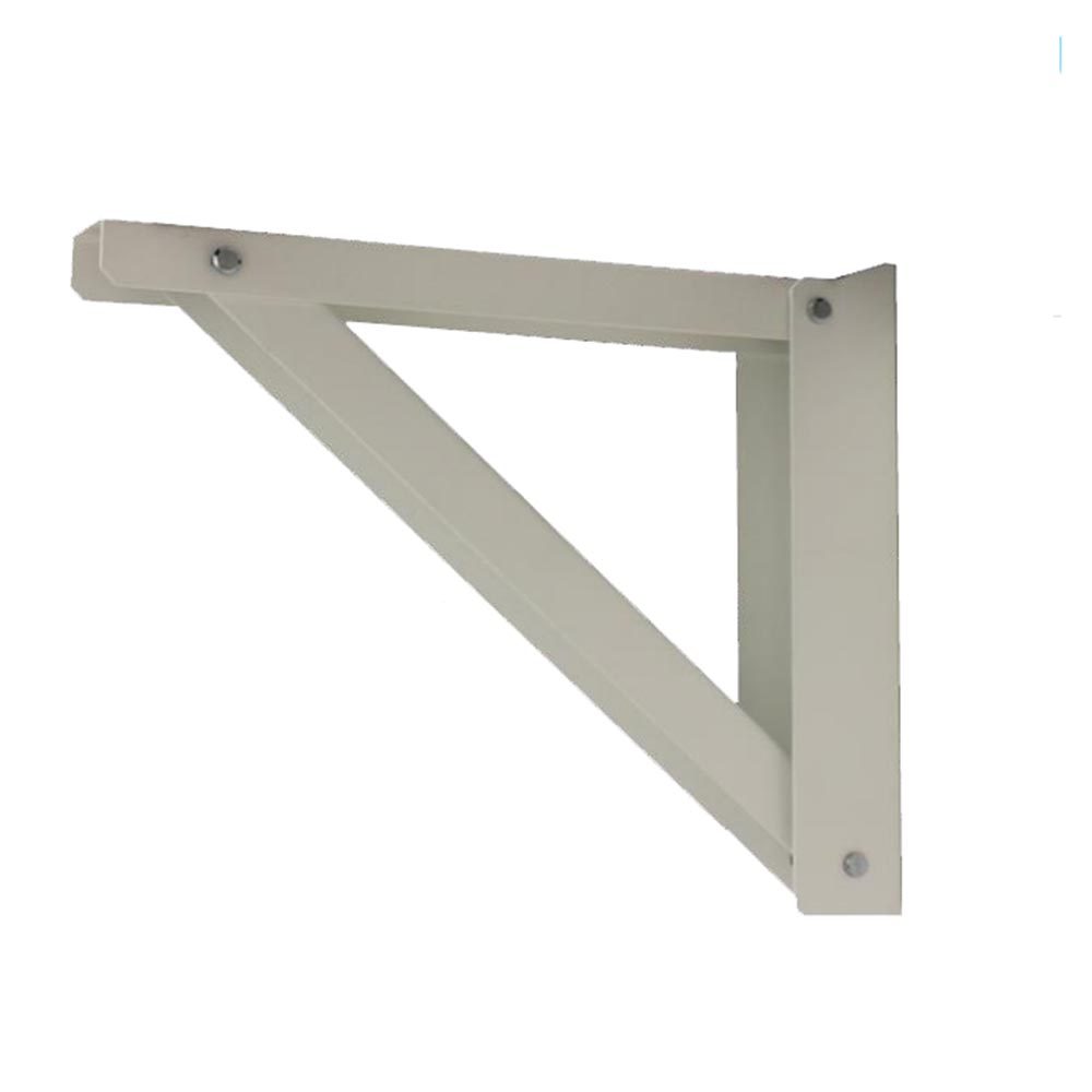 "Modular Steel Triangle Support Bracket For 1.5""H x 12""W Cable Runway"