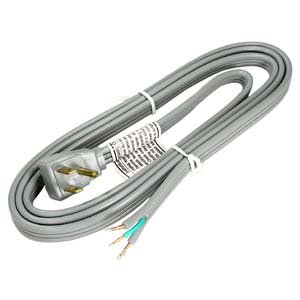 6Ft 16/3 SPT-3 Garbage Disposal Power Cord