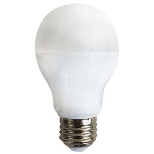 40W Equivalent Warm White (3000K) A19 LED Light Bulb, LB0100