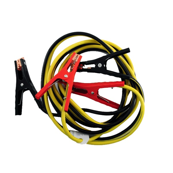 12Ft 4AWG Car Battery Jumper Cable