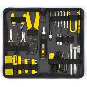 58 Pieces Computer Tool Kit