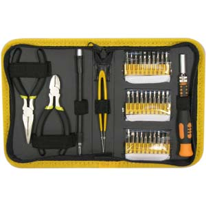 35 Pieces Precision Screw Driver Set