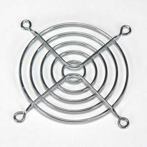 80x80mm Fan Guard Grill