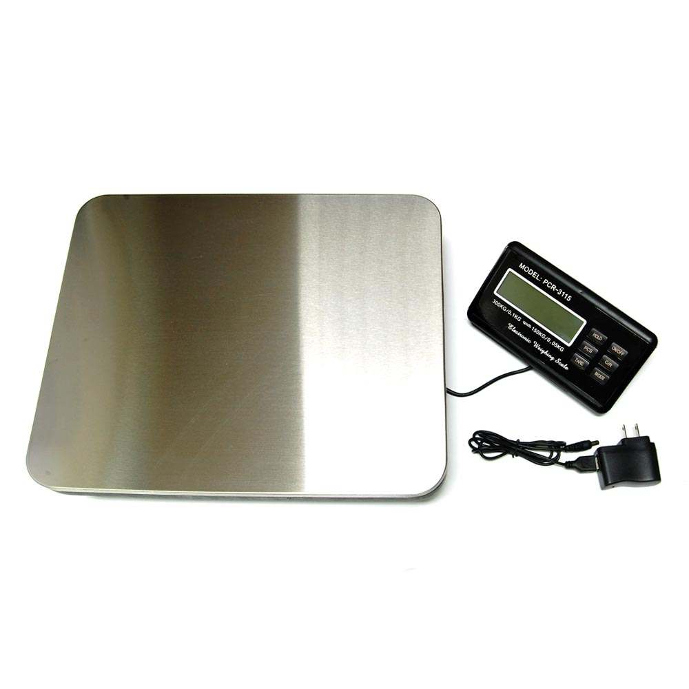 Digital Stainless Platform Shipping Scale PS-01