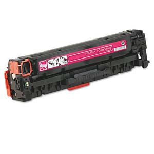 Replacement Magenta Toner Cartridge for HP CC533A