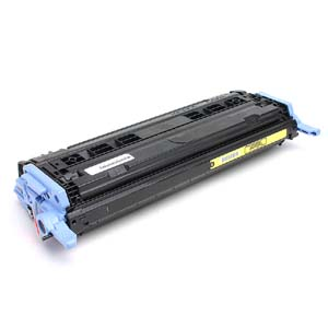 Replacement Yellow Toner Cartridge for HP Q6002A