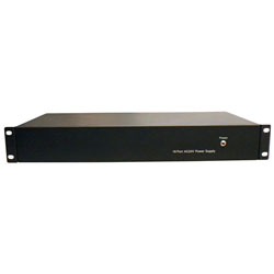 16 Port AC24V Power Supply 20Amp 1.5U Rackmount