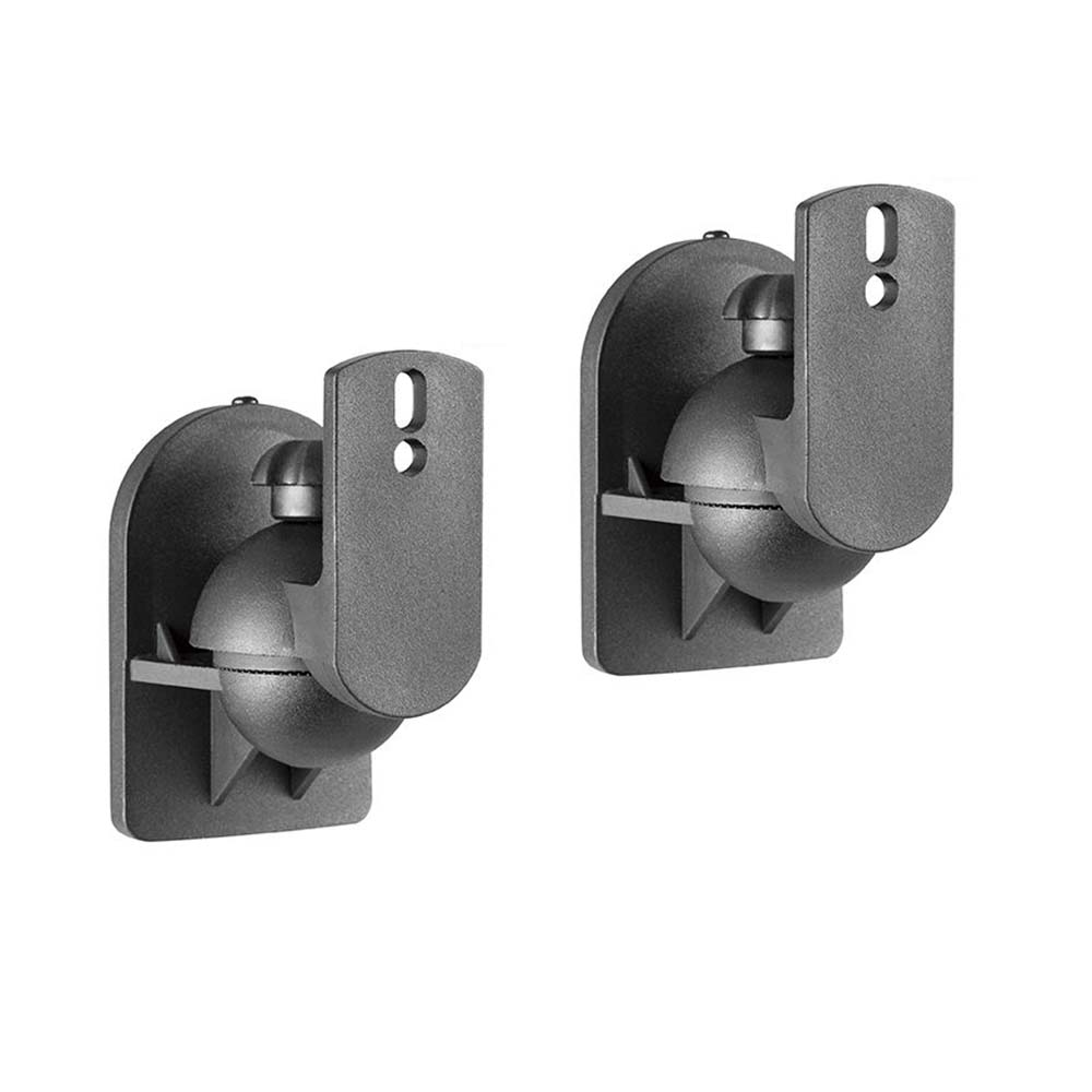 Speaker Mount (Set of 2) SB-28 Black Plastic