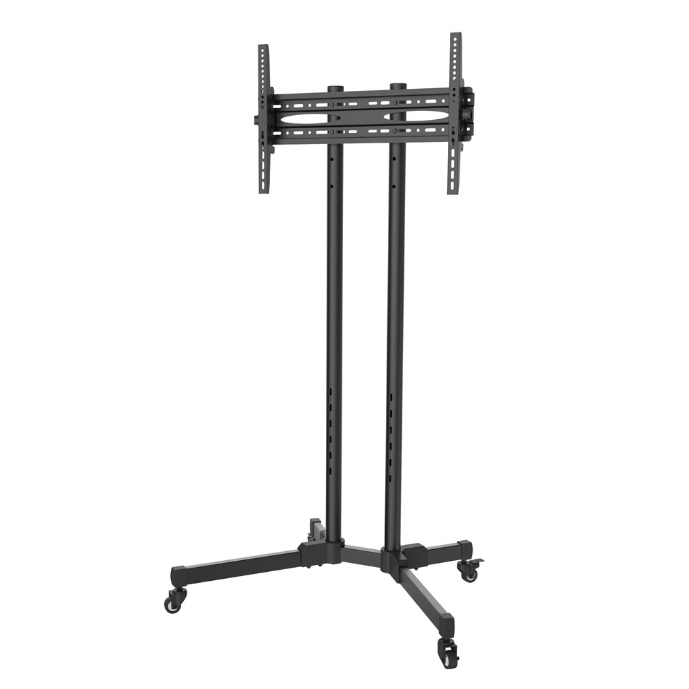 "Versatile & Compact TV Cart for 37~70"" with Caters T1028E"