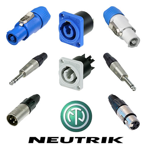 Neutrik Professional Connectors img